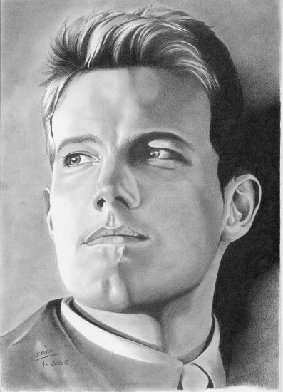 Ben Affleck by peggy